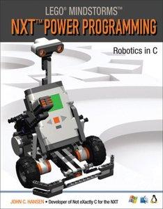 LEGO Mindstorms NXT Power Programming: Robotics in C-cover