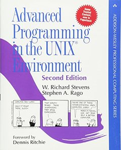 Advanced Programming in the UNIX Environment: Paperback Edition, 2/e(Paperback)-cover