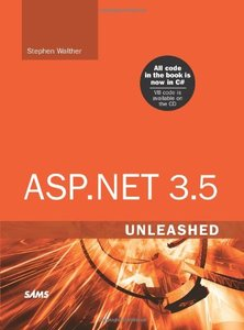ASP.NET 3.5 Unleashed (Paperback)-cover