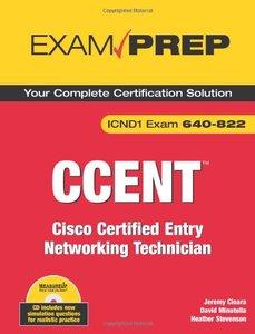 CCENT Exam Prep (Exam 640-822)-cover
