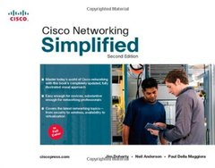 Cisco Networking Simplified, 2/e (Paperback)-cover