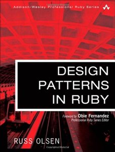 Design Patterns in Ruby (Hardcover)-cover