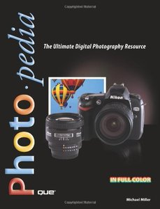 Photopedia: The Ultimate Digital Photography Resource-cover