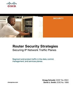 Router Security Strategies: Securing IP Network Traffic Planes-cover