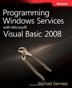 Programming Windows Services with Microsoft Visual Basic 2008-cover