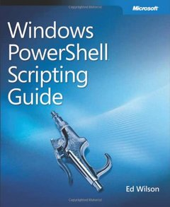 Windows PowerShell Scripting Guide (Paperback)-cover