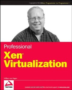Professional XEN Virtualization-cover