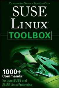 SUSE Linux Toolbox: 1000+ Commands for openSUSE and SUSE Linux Enterprise-cover