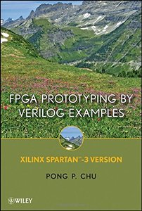 FPGA Prototyping Using Verilog Examples (Hardcover)-cover