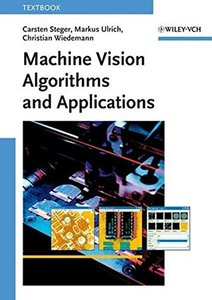 Machine Vision Algorithms and Applications (Paperback)-cover