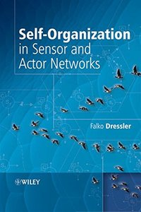 Self-Organization in Sensor and Actor Networks-cover