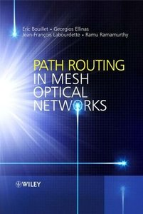 Path Routing in Mesh Optical Networks-cover