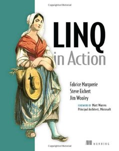 LINQ in Action (Paperback)-cover