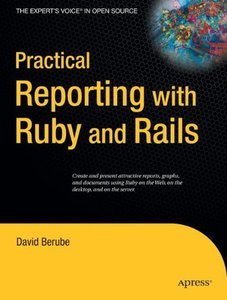 Practical Reporting with Ruby and Rails (Paperback)-cover
