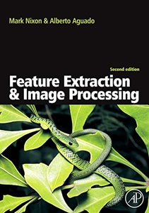 Feature Extraction & Image Processing, 2/e (Paperback)-cover