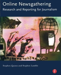 Online Newsgathering: Research and Reporting for Journalism (Paperback)-cover