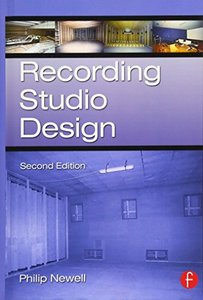 Recording Studio Design, 2/e (Hardcover)-cover