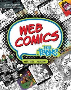 Web Comics for Teens (Paperback)-cover