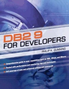 DB2 9 for Developers (Paperback)-cover