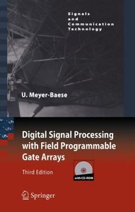 Digital Signal Processing with Field Programmable Gate Arrays, 3/e (Hardcover)-cover