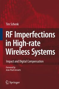 RF Imperfections in High-rate Wireless Systems: Impact and Digital Compensation (Hardcover)-cover