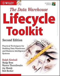 The Data Warehouse Lifecycle Toolkit, 2/e (Paperback)-cover