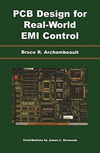 PCB Design for Real-World EMI Control (Hardcover)-cover