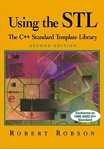 Using the STL: The C++ Standard Template Library, 2/e (Paperback)-cover