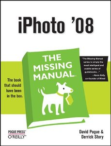 iPhoto'08: The Missing Manual-cover
