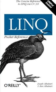 LINQ Pocket Reference-cover