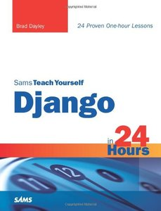 Sams Teach Yourself Django in 24 Hours (Paperback)-cover