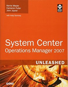 System Center Operations Manager 2007 Unleashed (Paperback)-cover