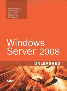 Windows Server 2008 Unleashed (Hardcover)-cover