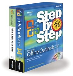 The Time Management Toolkit: Microsoft Office Outlook 2007 Step by Step and Take Back Your Life-cover