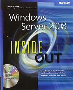 Windows Server 2008 Inside Out (Paperback)-cover