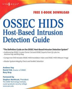 OSSEC Host-Based Intrusion Detection Guide-cover