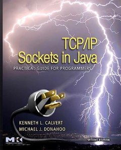 TCP/IP Sockets in Java, 2/e: Practical Guide for Programmers-cover