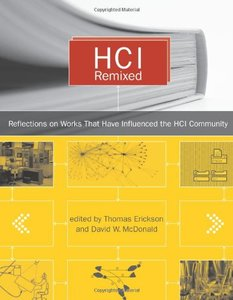 HCI Remixed: Reflections on Works That Have Influenced the HCI Community-cover