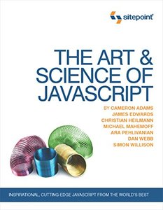 The Art & Science of JavaScript-cover