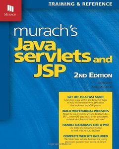 Murach's Java Servlets and JSP, 2/e (Paperback)-cover