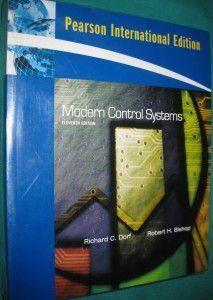 Modern Control System, 11/e (IE-Paperback)-cover