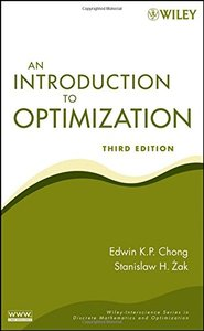 An Introduction to Optimization, 3/e (Hardcover)-cover