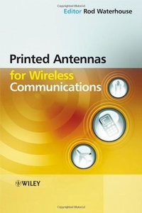 Printed Antennas for Wireless Communications (Hardcover)-cover