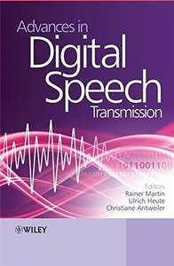 Advances in Digital Speech Transmission-cover