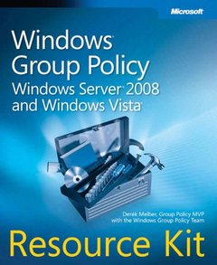 Windows Group Policy Resource Kit: Windows Server 2008 and Windows Vista (Paperback)-cover