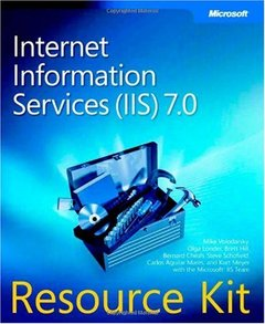 Internet Information Services (IIS) 7.0 Resource Kit-cover