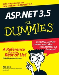 ASP.NET 3.5 For Dummies-cover