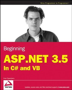 Beginning ASP.NET 3.5: In C# and VB (Paperback)-cover