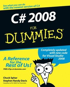 C# 2008 For Dummies-cover