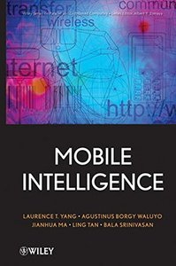 Mobile Intelligence (Hardcover)-cover